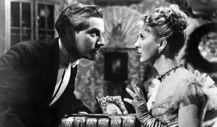 """Das """"Gaslicht""""-Original (1940) mit Diana Wynyard"""