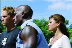 Paul Walker,  Tyrese, Eva Mendes