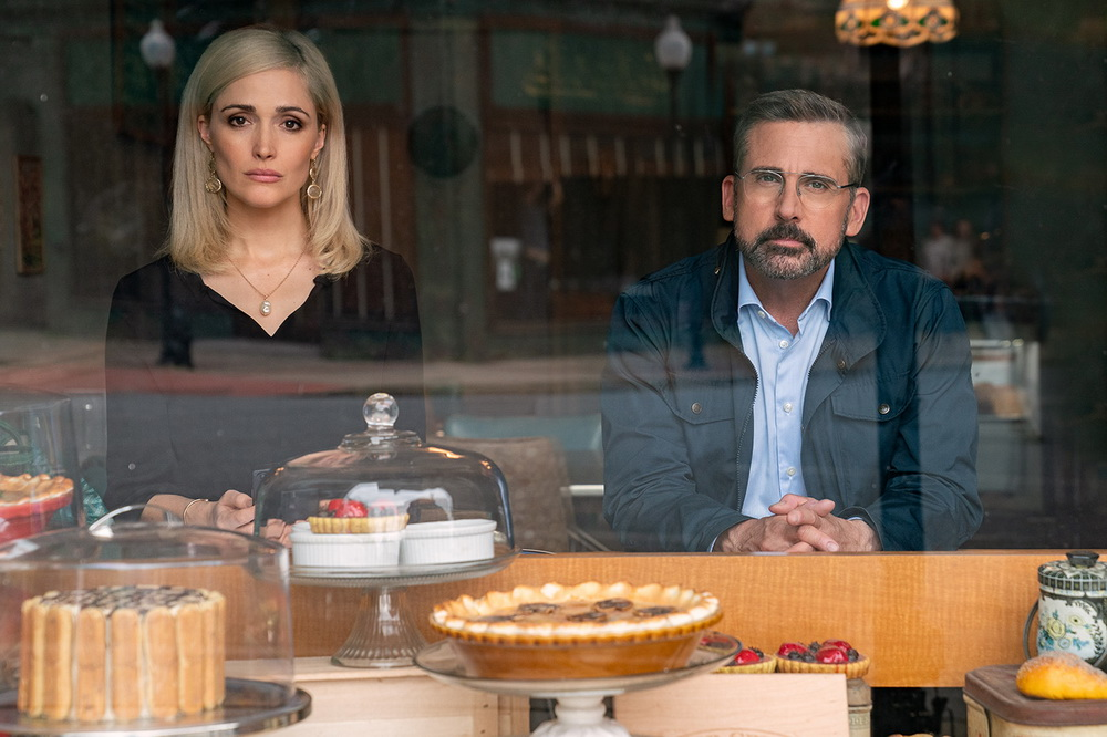 Rose Byrne, Steve Carell
