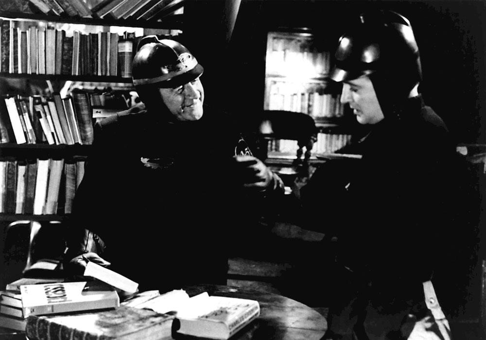 "(Fahrenheit 451"" (als DVD/BD erschienen bei Koch Media, © Koch Media)"
