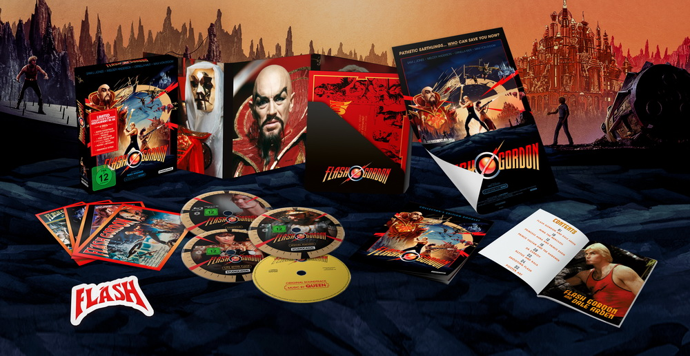 "Die ""Limited Collector's Edition"" (© StudioCanal)"
