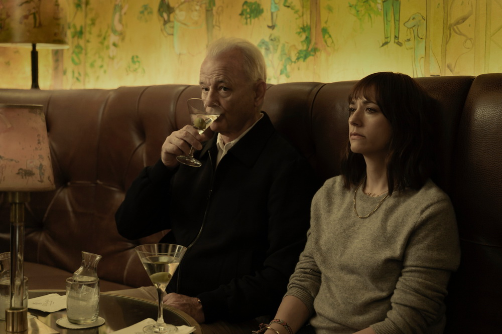 Bill Murray, Rashida Jones