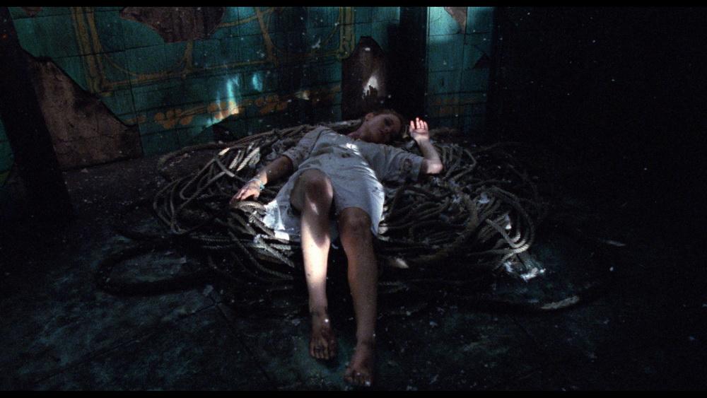 """Argento hat auch als produzent das horrorkino mitgeprägt. hier in szenenbild aus """"the sect"""" (1991), inszeniert von michele soavi und von argento mit geschrieben und produziert (koch media)"""