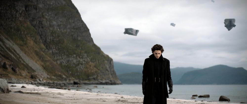 """Dune"" mit Timothée Chalamet (Warner Bros Ent.)"