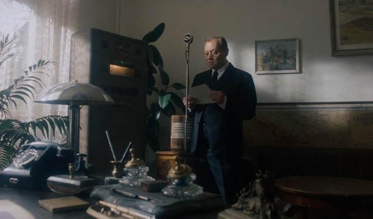 """Eine von Rudolf Hrušínskýs letzten Filmrollen: """"Die Volksschule"""" (©Lucernafilm - Alfa)"""
