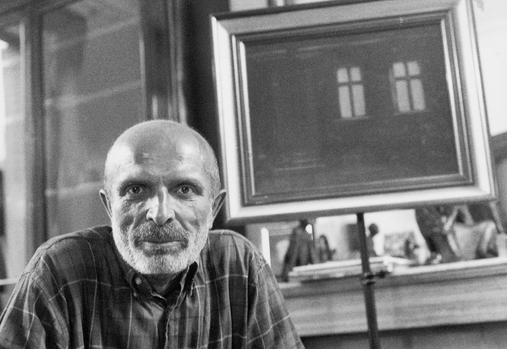 """""""Barluschke"""" (1997) ist eine von Karin Schönings Arbeiten mit Thomas Heise (© Ö-Filmproduktion)"""