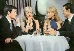 Anthony Perkins, Stéphane Audran, Yvonne Furneaux, Maurice Ronet
