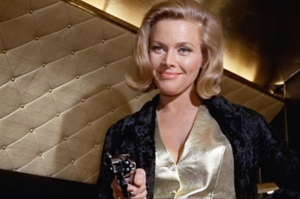 """Viele der sogenannten """"Bond-Girls"""" (wie Pussy Galore in """"Goldfinger"""") waren selbstbestimmte Frauen (© Fox)"""