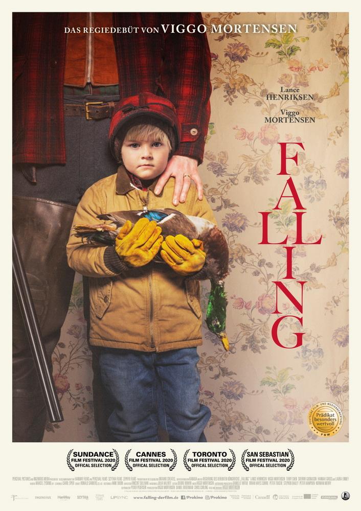 "Artwork zu ""Falling"" (© 2020 PROKINO Filmverleih GmbH)"