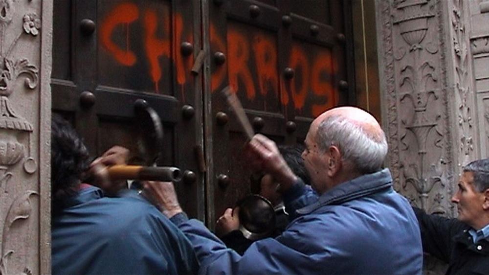 """Die Ursachen der Wirtschaftskrise: """"Memoria del Saqueo"""" (trigon-film)"""