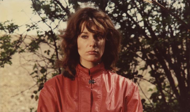 "Bernadette Lafont in ""Moneten für's Kätzchen"" (Lobster Films)"