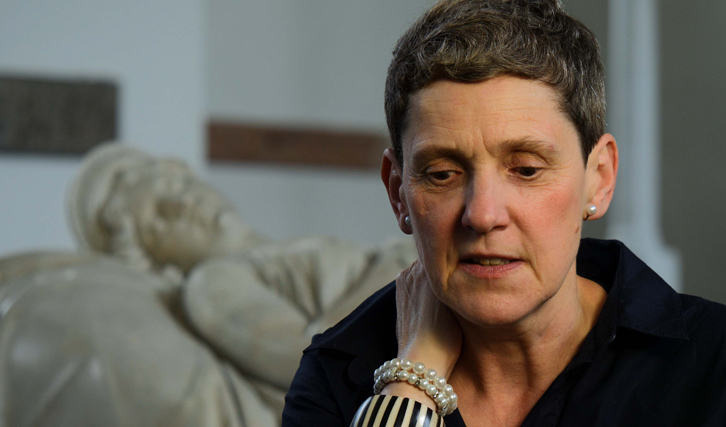 Ringen um Sinn: die Schriftstellerin Felicitas Hoppe (Henke Medien)
