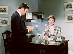 George Lazenby, Lois Maxwell