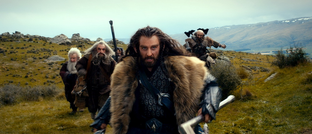 Ken Stott, William Kircher, Richard Armitage, Graham McTavish