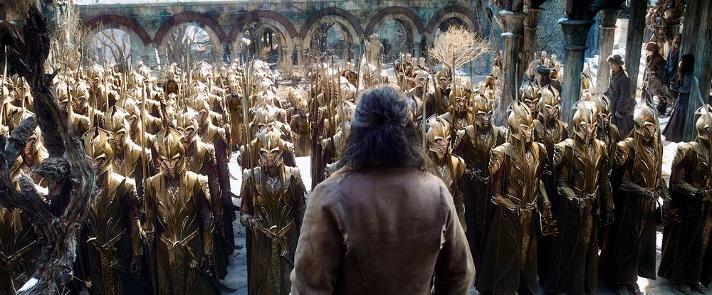 """""""Der Hobbit: Die Schlacht der fünf Heere"""" (© Warner)"""