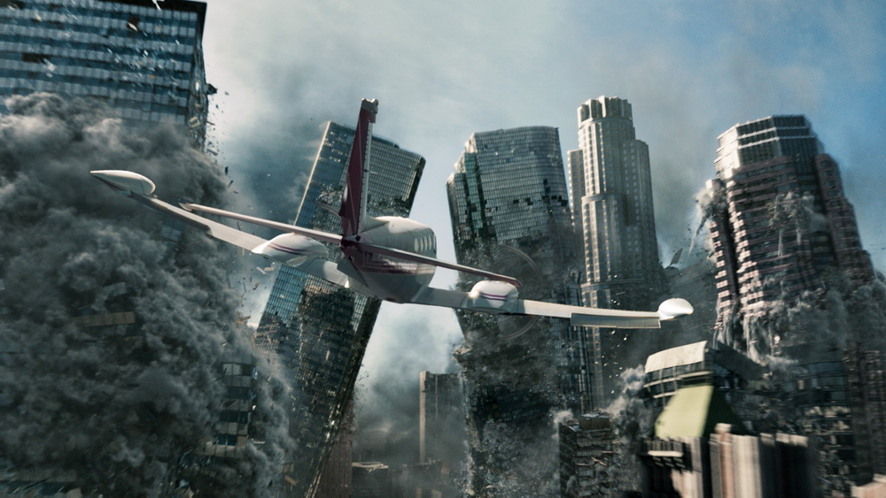 "Hollywood-Bilder des Weltuntergangs in ""2012"" (© Sony)"