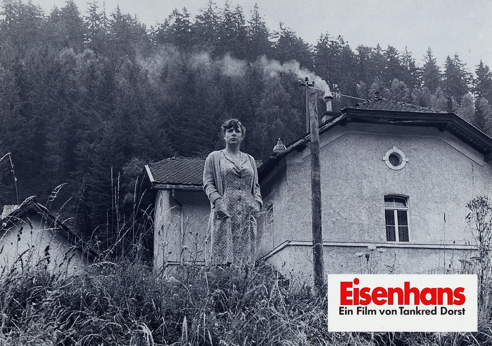 """Wunderbare Zusammenarbeit mit Tankred Dorst: """"Eisenhans"""" (imago/United Archives)"""