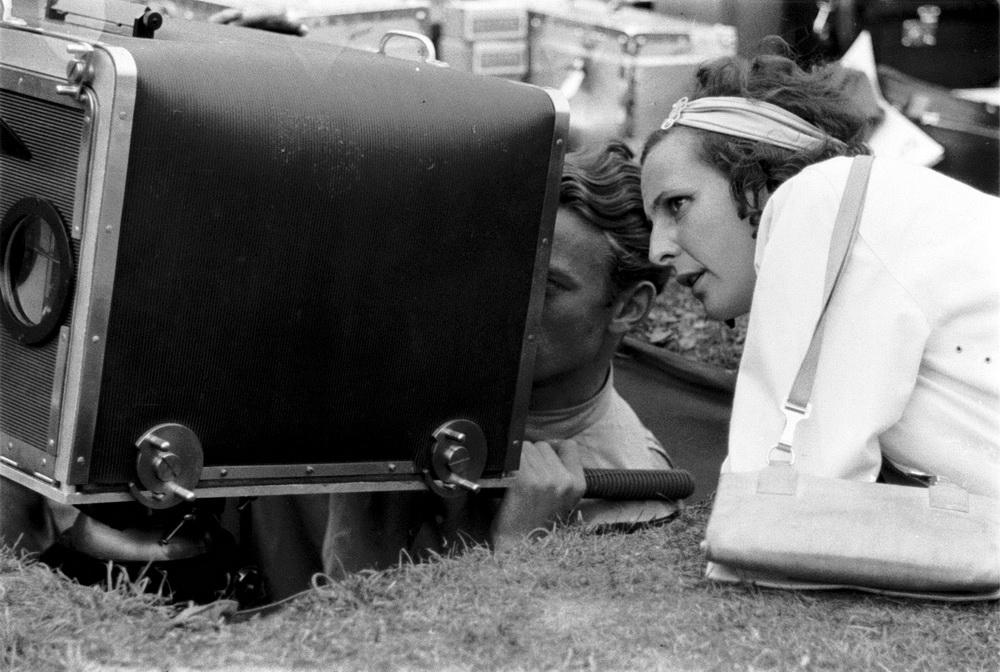 Nutzte alle Möglichkeiten des NS-Staates: Leni Riefenstahl (imago/United Archives)