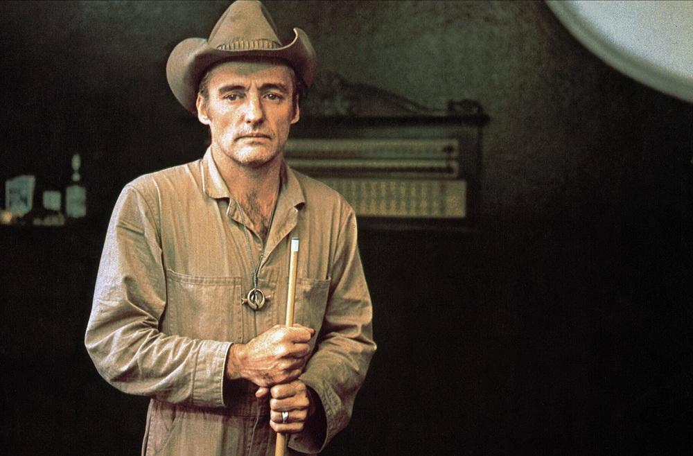 """Dennis Hopper in """"Der amerikanische Freund"""" (© imago images / Mary Evans)"""