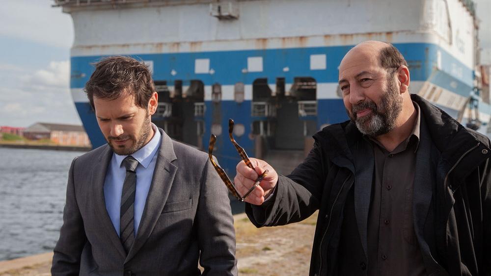 """Kämpft sich wieder an die Spitze: Kad Merad (r.) als """"Baron noir"""" (© Jean-Claude Lother / KWAI / CANAL+)"""