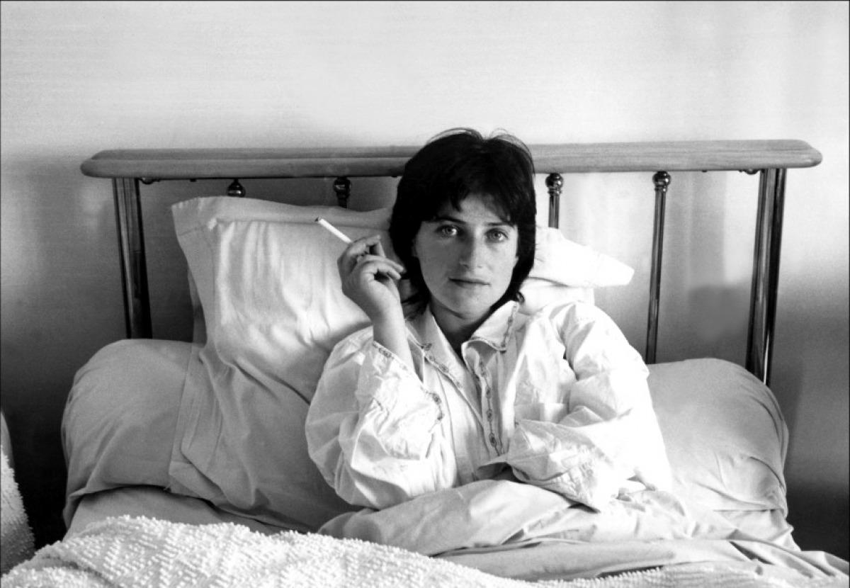 Chantal Akerman (© Chantal Akerman)