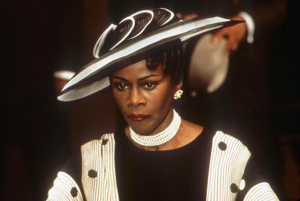 """In """"Harlem, N.Y.C."""" (1997) spielte Cicely Tyson eine mächtige Verbrecherin (© imago images / Ronald Grant)"""