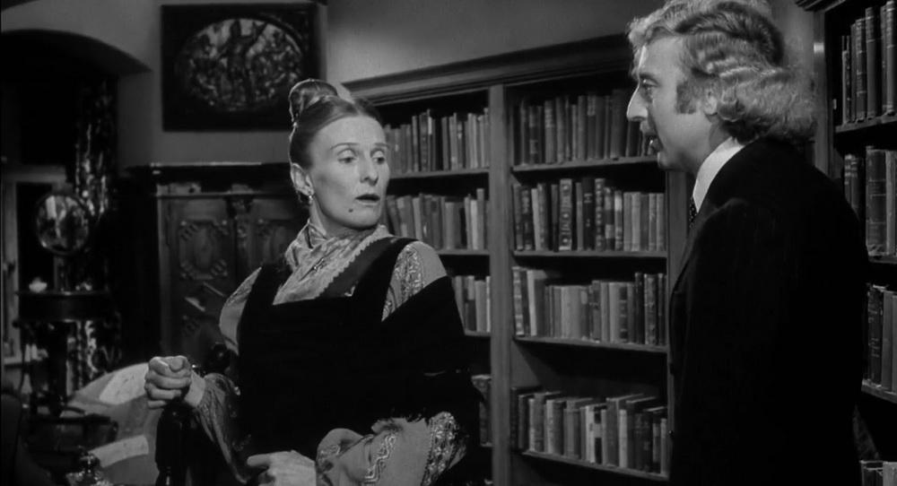 """Zu kultigen Auftritten verhalten ihr die Parodien von Mel Brooks wie """"Frankenstein Junior"""" (Fox)"""