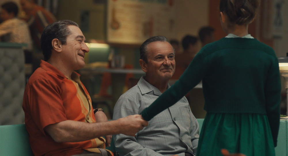 "Kulminationspunkt: ""The Irishman"" von Martin Scorsese (imago/ZUMA Wire)"