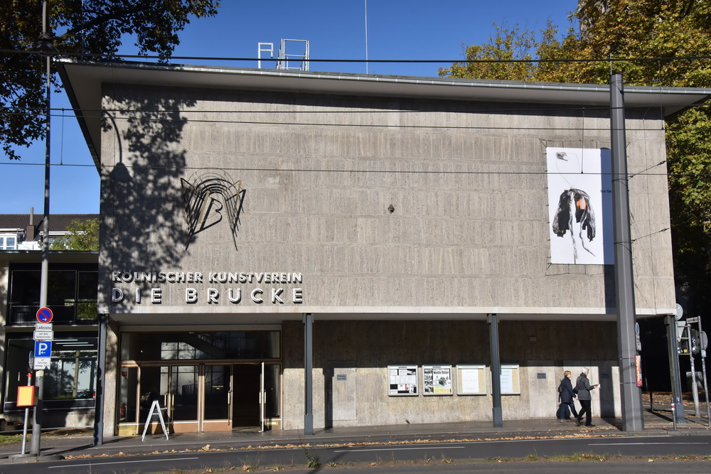 Beherbergt derzeit noch das älteste Kino in Stadt: Der Kölner Kunstverein Die Brücke (imago stock&people)