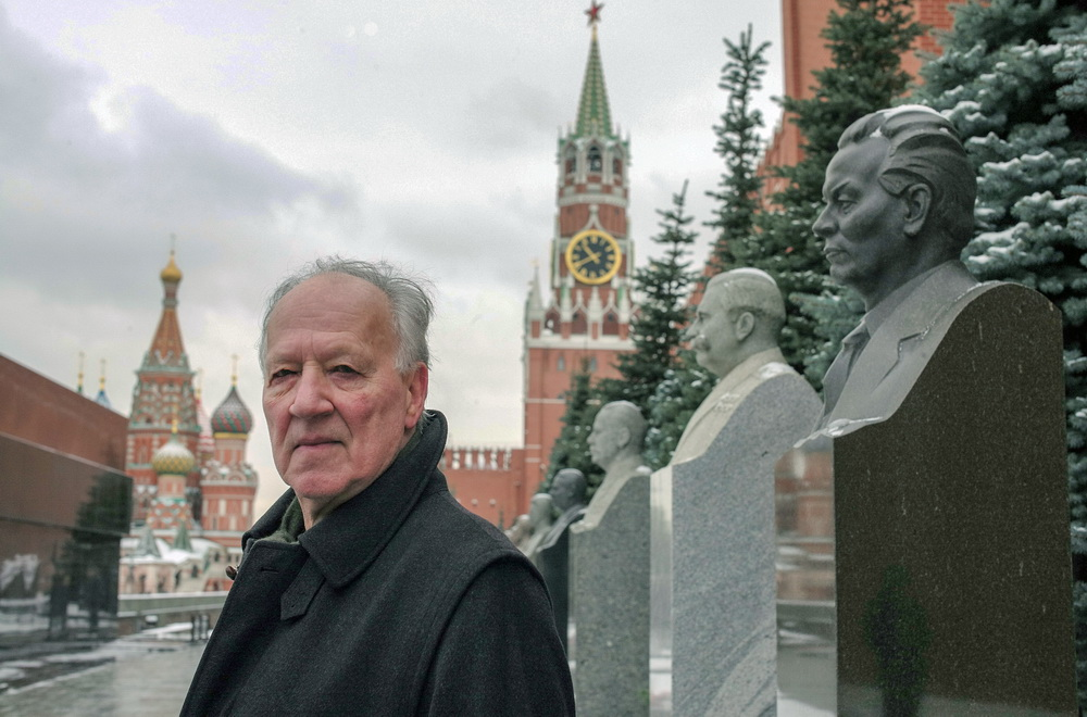 Werner Herzog (©: arte/Spring Films)