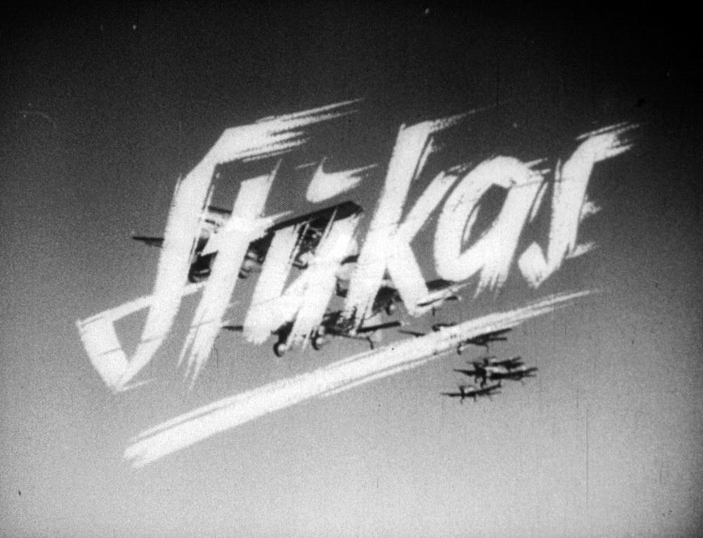 """Stukas"" gehört zu den kriegshetzenden Nazi-Propagandafilmen (© Salzgeber)"