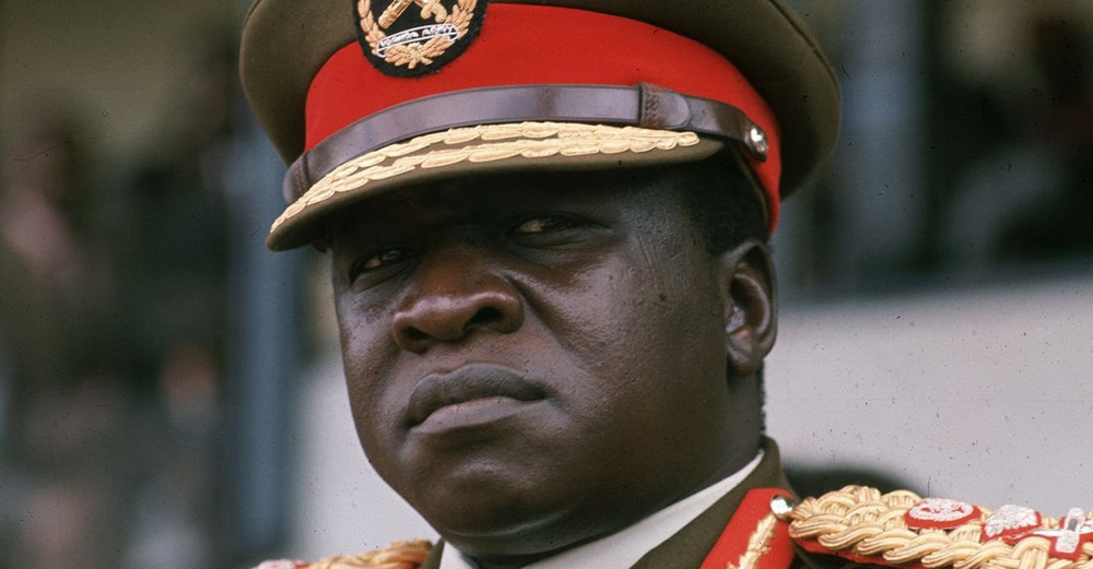 """General Idi Amin: Ein Selbstporträt"" (© Les Films du Losange)"