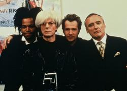 Jeffrey Wright, David Bowie, Dennis Hopper, Gary Oldman