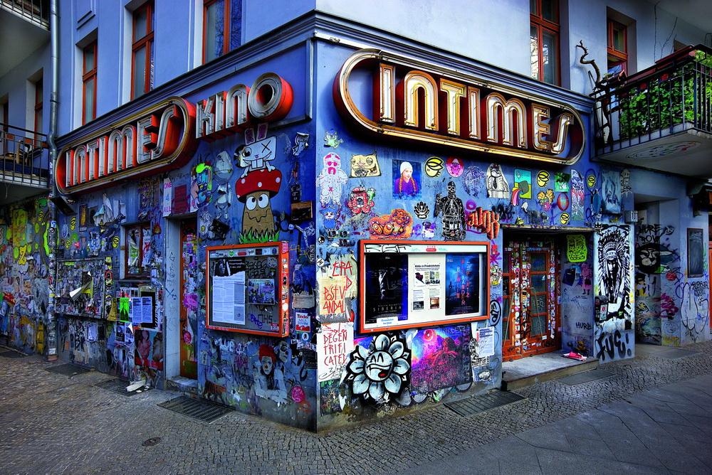 Was muss ein Kulturbau leisten? Das Kino Intimes, Berlin (Zweitausendeins)