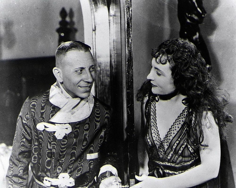 "Erich von Stroheim in ""The Foolish Wives"" (© IMAGO / United Archives)"
