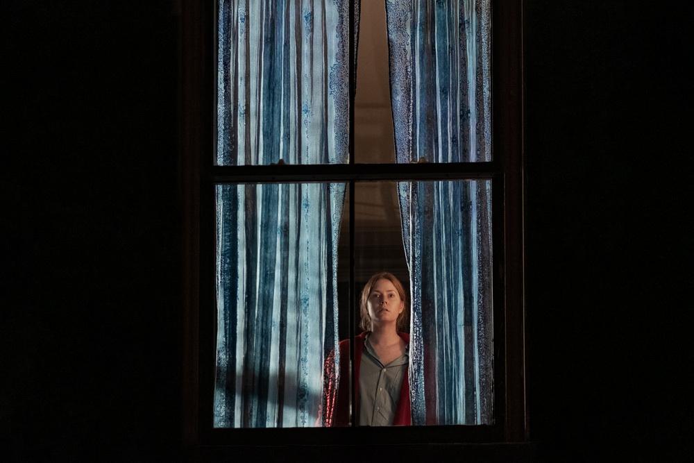 """The Woman in the Window"" mit Amy Adams (Netflix/Melinda Sue Gordon)"