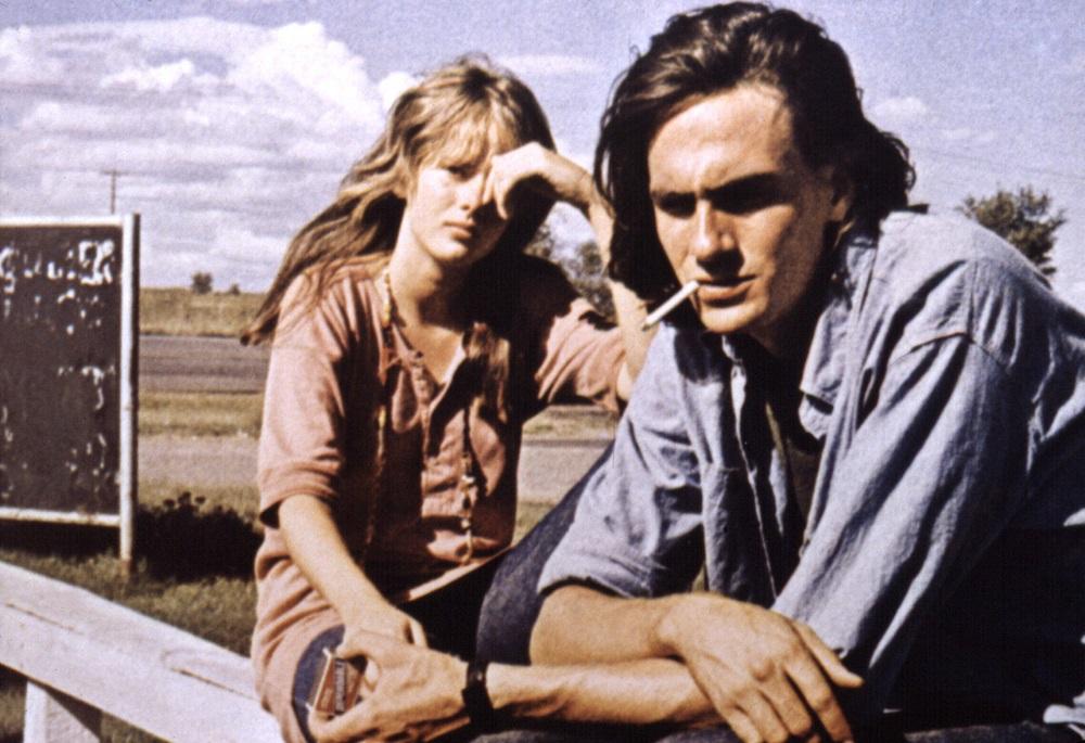 """Für """"Asphaltrennen"""" setzte Hellman auf Leinwand-Debütanten wie Laurie Bird und den Sänger James Taylor (© IMAGO / Everett Collection)"""