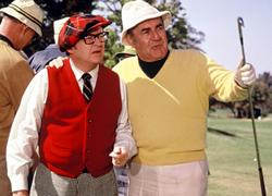 Joe Flynn, Jim Backus