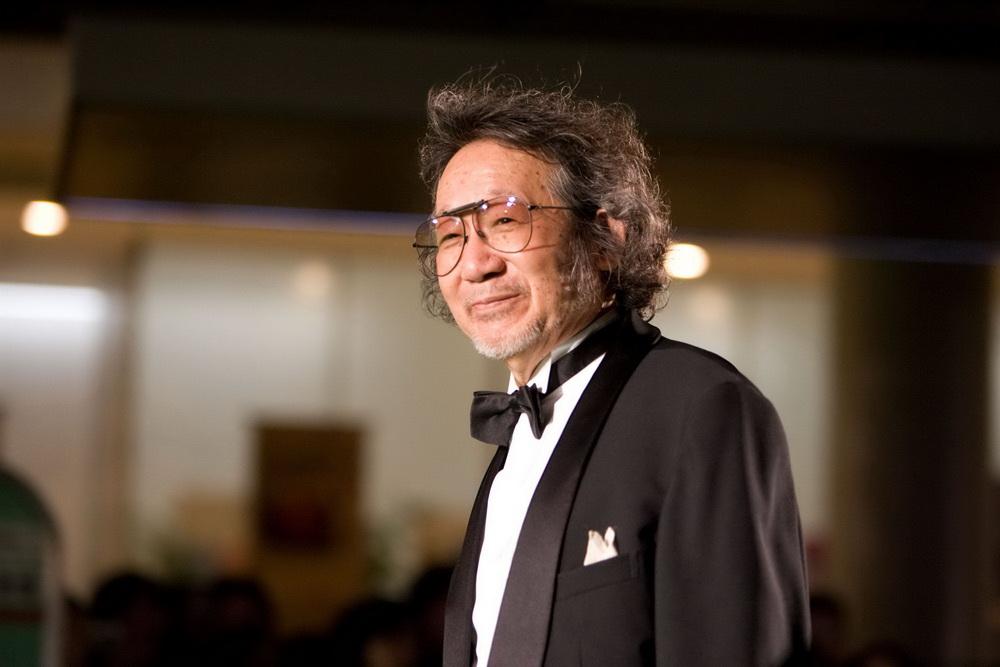 Nobuhiko Obayashi beim Tokio International Film Festival 2008 (© IMAGO / ZUMA Wire)