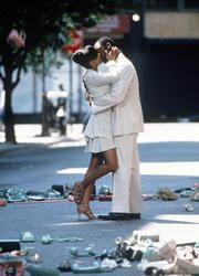 Theresa Randle, Isaiah Washington