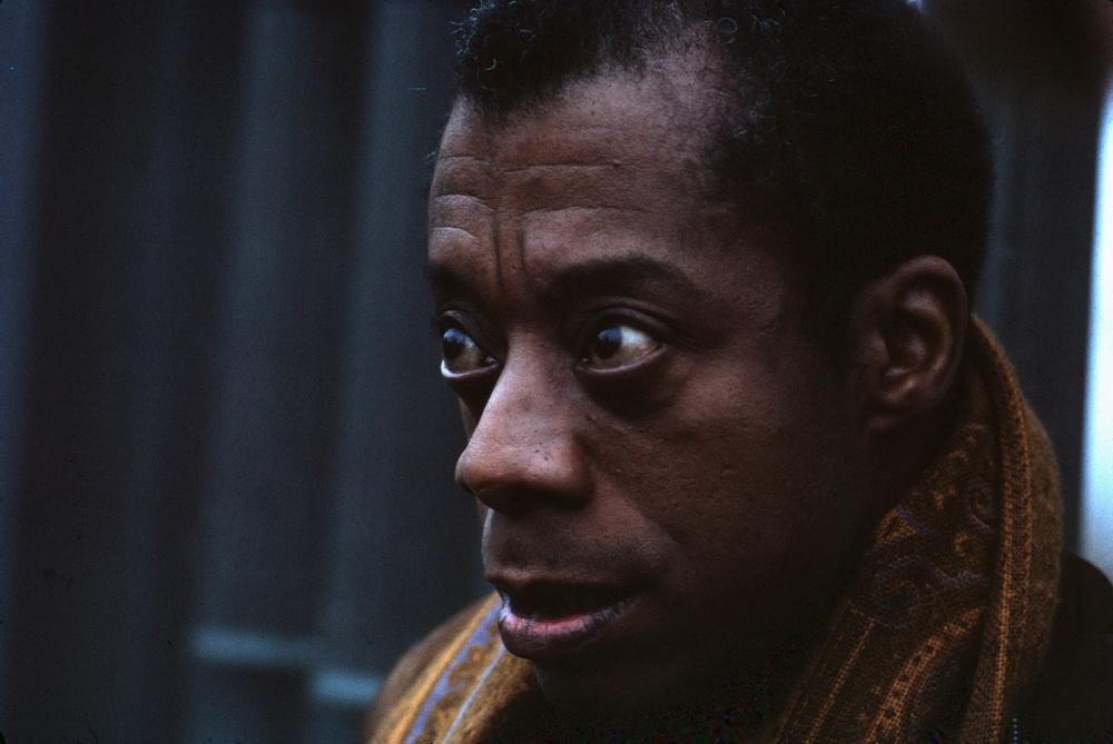 James Baldwin (© MUBI)