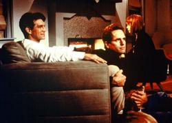 Eric Roberts, Gregory Harrison, Lee Grant