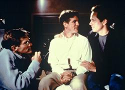 Eric Roberts, Gregory Harrison, George Segal