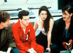 Frank Whaley, Jennifer Connelly, Kieran Mulroney, Dermot Mulroney
