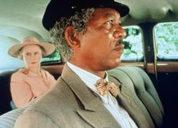 Jessica Tandy, Morgan Freeman