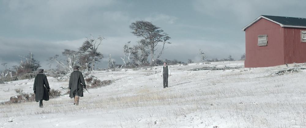 "Feuerland um 1900: ""White on White"" (MUBI)"