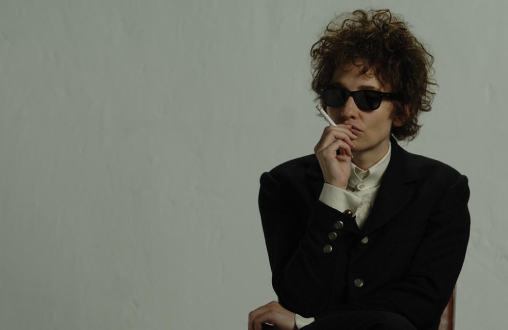 """Was denkt Bob, wer er ist? Cate Blanchett als Bob Dylan in """"I'm Not There"""" (Tobis)"""