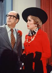 Eve Arden, Phil Silvers