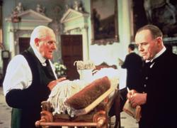 Anthony Hopkins, Peter Vaughan