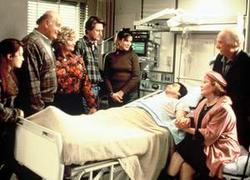 Sandra Bullock, Bill Pullman, Peter Gallagher, Jack Warden, Peter Boyle